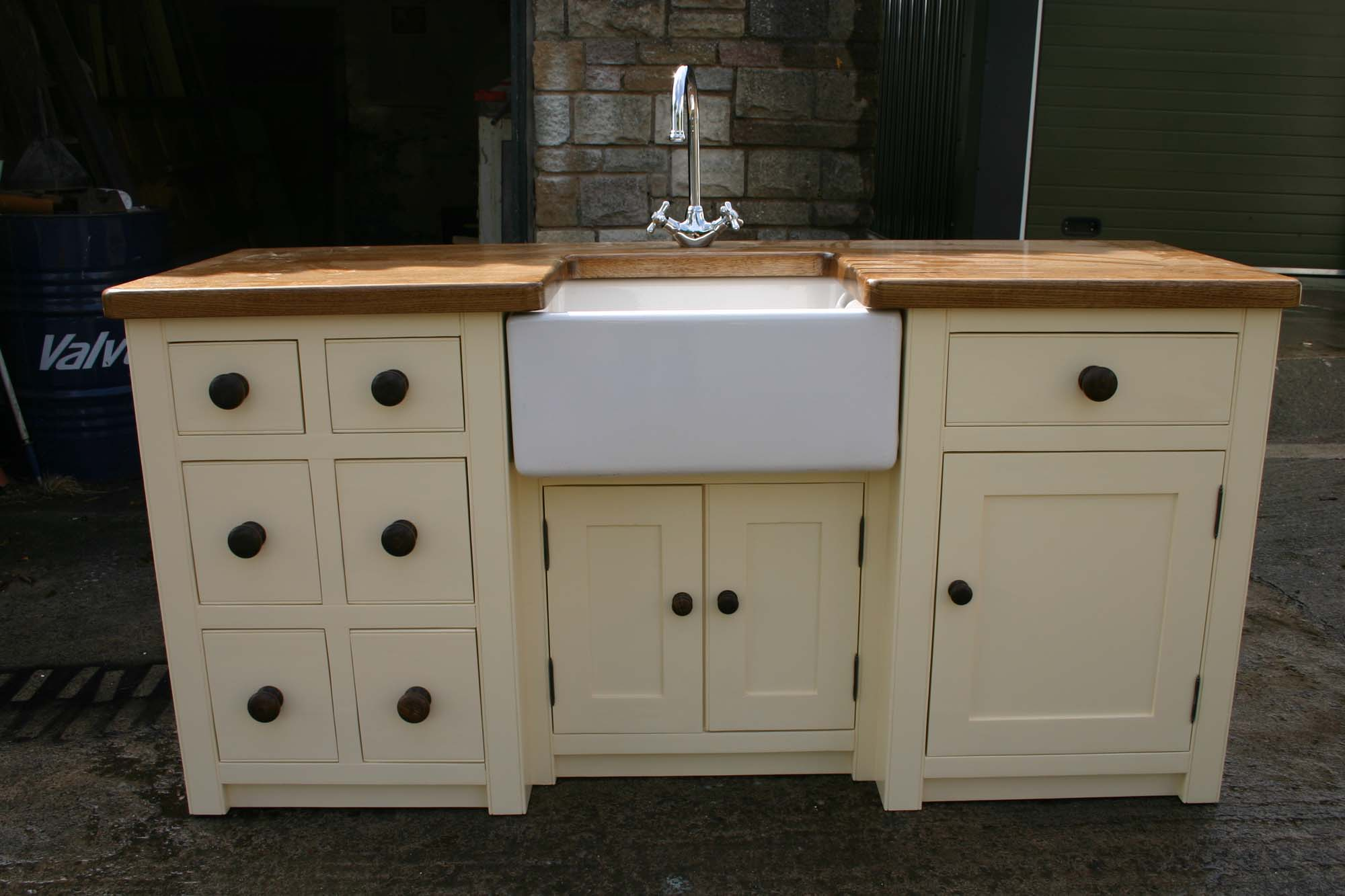The ministry of pine antique pine furniture and free for Vintage kitchen units uk
