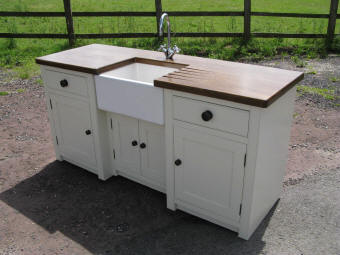 small kitchen sink unit the ministry of pine antique pine furniture and free 5501
