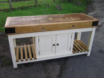 freestanding kitchen island unit the ministry of pine antique pine furniture and free 3584